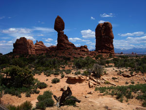 Arches National Park-Balancing-Rock