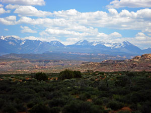 Utah Arches National Park