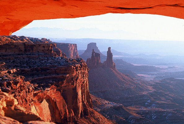 Martin Luther King Free National Park Day - Canyonlands