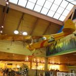 Cabela's plane